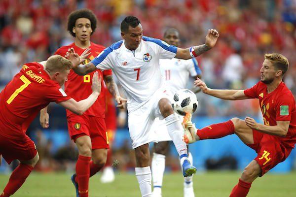 Grupa G: Belgia – Panama 3-0. Poftă de fotbal pentru ˝dracii roșii˝
