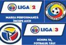 Sistemul de promovare-retrogradare, menținut în Ligile 2 și 3 și în campionatul următor