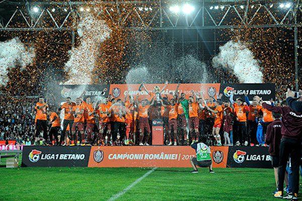 CFR Cluj este campioana ediției 2017-2018!