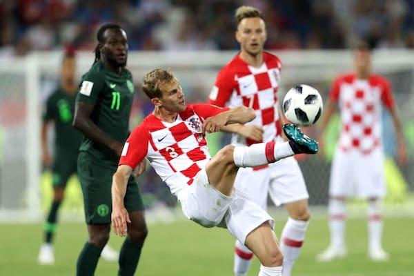 Grupa D: Croaţia – Nigeria 2-0. Croa!ții s-au antrenat pentru derbyul cu Argentina
