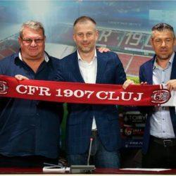 Edi Iordănescu este noul antrenor al CFR Cluj