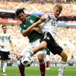 Grupa F: Germania - Mexic 0-1. Campioana Mondială en-titre a fost răpusă de Mexic!