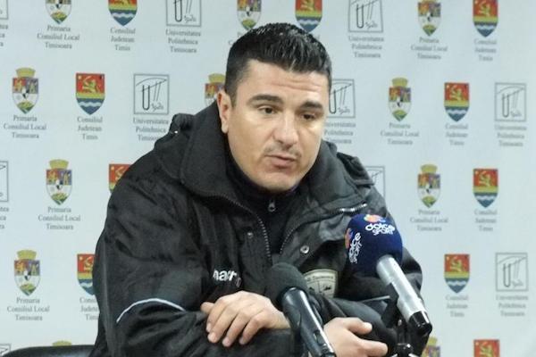 CSM Reșița continuă în Liga a treia cu un antrenor nou și același obiectiv: Promovarea!