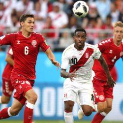 Grupa C: Peru - Danemarca 0-1. Peruanii au ratat un penalty
