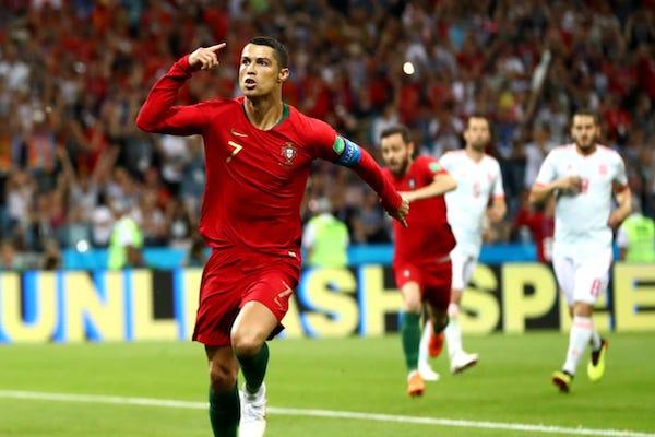 Grupa B: Portugalia – Spania. Derbyul iberic s-a terminat nedecis, 3-3