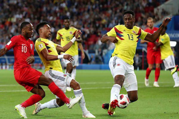 Optimi de finală: Columbia - Anglia 5-4 după penaltyuri. Kane duce Anglia în sferturi!