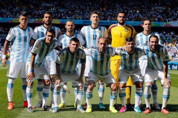Grupa D - Argentina, Croația, Islanda, Nigeria – program, loturi de jucători