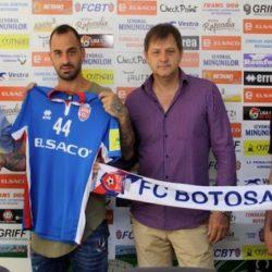 FC Botoșani s-a întărit cu un fundaș din Grecia