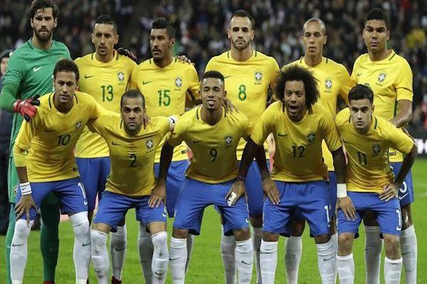 Grupa E - Brazilia, Elveția, Costa Rica, Serbia - program, loturi de jucători