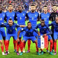 Grupa C - Franța, Australia, Peru, Danemarca – program, loturi de jucători