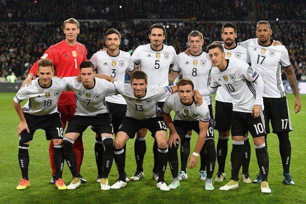 Grupa F – Germania, Mexic, Suedia, Corea de Sud – program, loturi de jucători