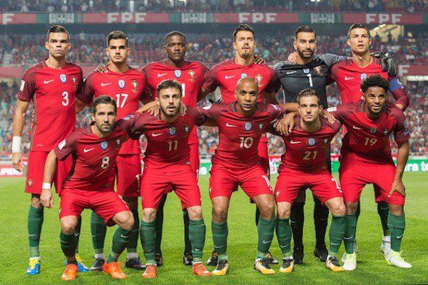Grupa B – Portugalia, Spania, Maroc, Iran – program, loturi de jucători