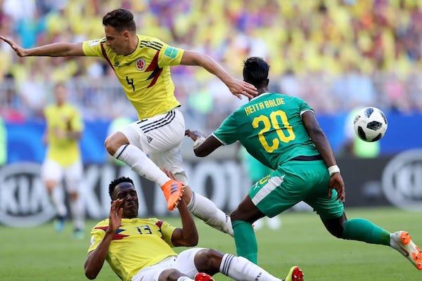 Grupa H: Senegal – Columbia 0-1. Sud americanii trec în optimi de pe prima poziție a grupei