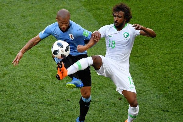 Grupa A: Uruguay – Arabia Saudită 1-0. Sud-americanii s-au calificat deja în sferturi!
