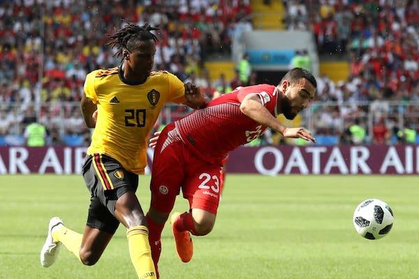 Grupa G: Belgia – Tunisia 5-2. Belgienii s-au calificat cu ˝dublele˝lui Hazard și Lukaku