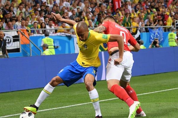 Grupa E: Brazilia - Elveția 1-1. Marea favorită a făcut un pas fals!