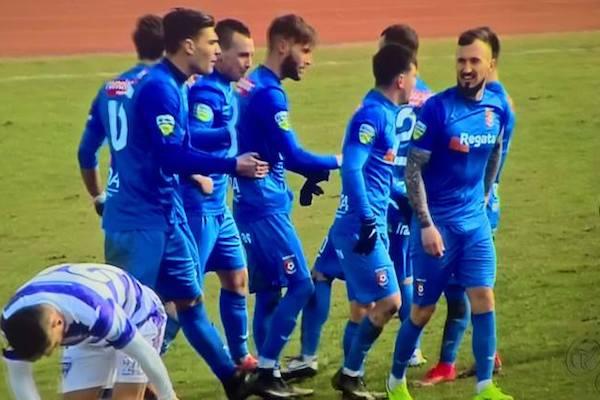Liga 2: Chindia Târgoviște va juca barajul de promovare cu Voluntari