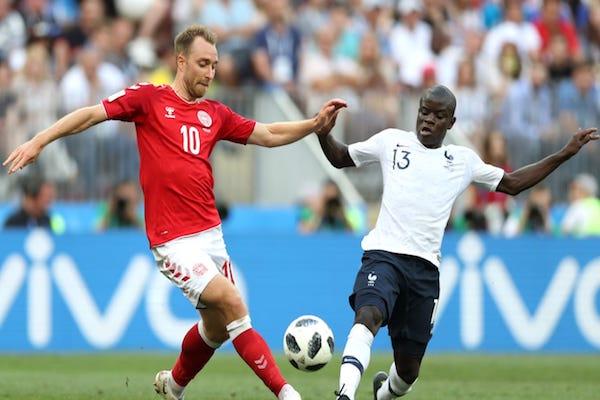 Grupa C: Danemarca – Franţa 0-0. ˝Meciul păcii˝ trimite ambele echipe în optimi