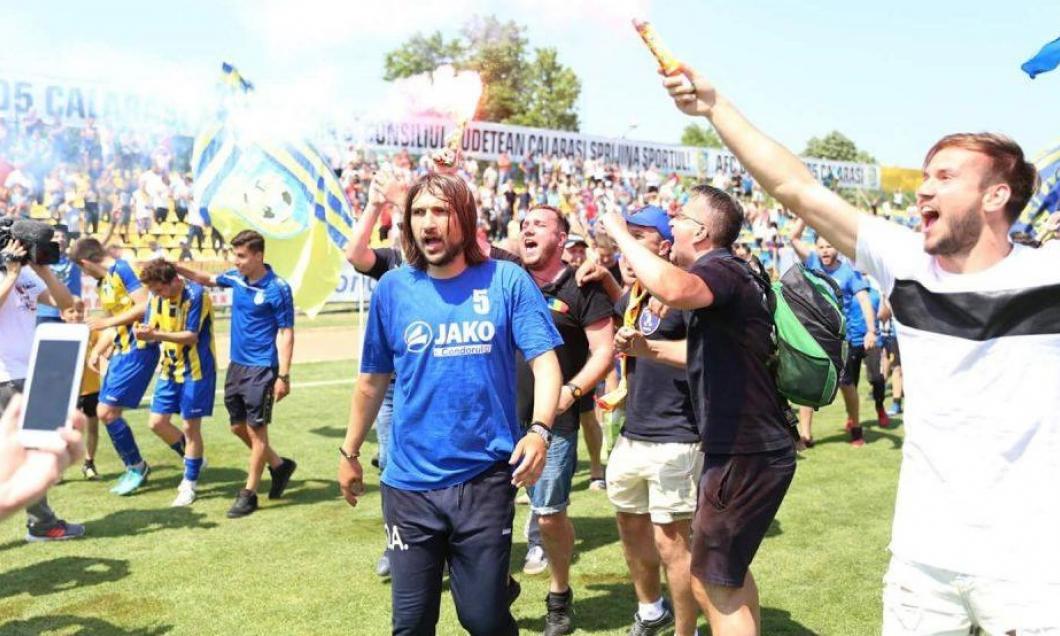 Nou promovata Dunărea Călărași s-a reunit și a renunțat deja la 12 jucători!