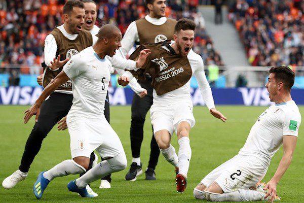 Grupa A: Egipt - Uruguay 0-1. Succes mare pentru ¨celești˝, în ultimul minut!