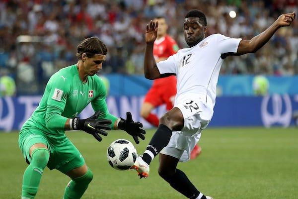 Grupa E: Elveția - Costa Rica 2-2. Elvețienii merg mai departe!