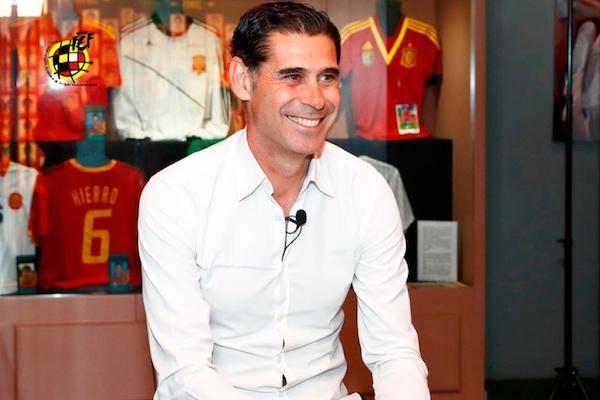 Fernando Hierro este noul antrenor al Spaniei la Cupa Mondială 2018