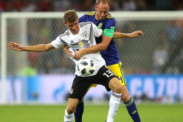 GRUPA F: Germania – Suedia 2-1. Germania a reintrat în calcule pentru optimi