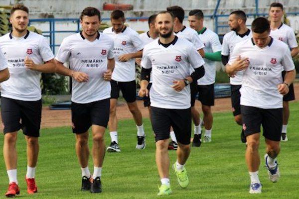 FC Hermannstadt a reluat pregătirile și a făcut primele mutări la nivel de lot