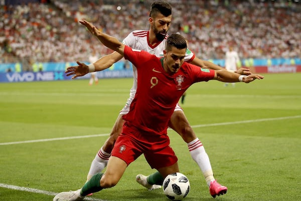 Grupa B: Iran - Portugalia 0-1. Portugalia este egalată în prelungiri dar se califică în optimi