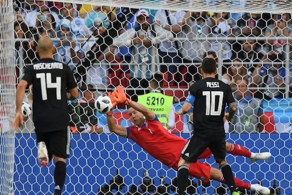 Grupa D: Argentina - Islanda 1-1. Messi a ratat un penalty și avem prima surpriză de la Mondiale!