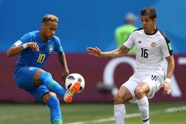 Grupa E: Brazilia - Costa Rica 2-0. ˝Carioca˝ s-a impus abia în prelungiri