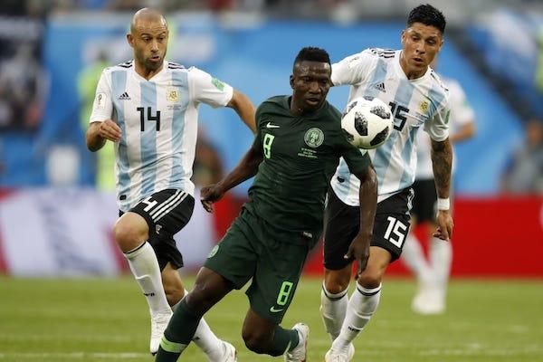 Grupa D: Nigeria - Argentina 1-2. Argentina se califică dramatic în optimi!