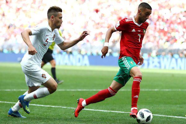 Grupa B: Portugalia – Maroc 1-0.  Ronaldo a marcat al patrulea gol!
