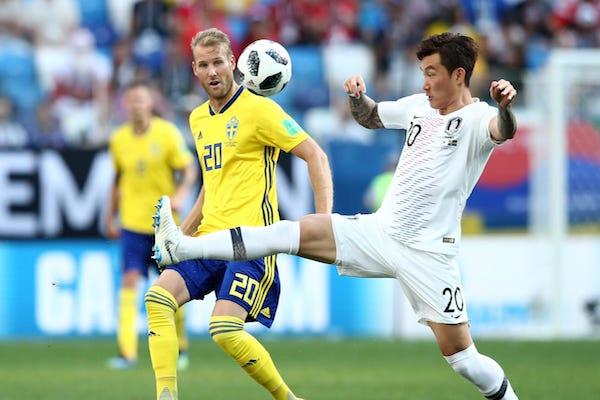 Grupa F: Suedia - Coreea de Sud 1-0. Penalty acordat după consultarea VAR!