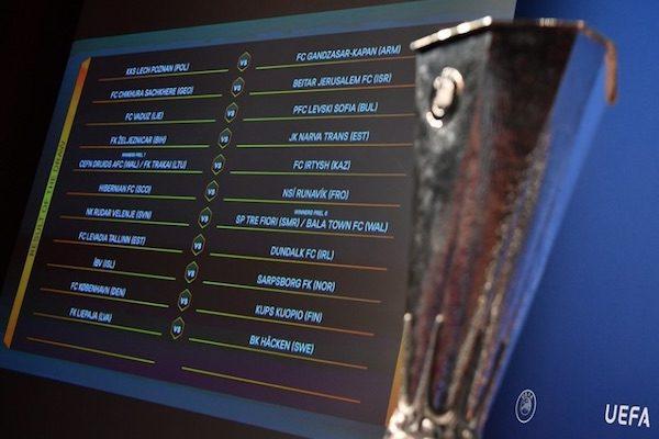 Tragerile la sorți pentru tururile I și II ale UEFA League. Cu cine vor juca Viitorul și FCSB?