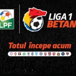 LPF a tras la sorți Țintarul Ligii 1 Betano pentru campionatul 2018-2019