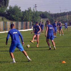 Aerostar Bacău se pregătește în cantonament pentru debutul în Liga a doua