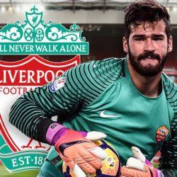 Portarul Braziliei, Alisson Becker, transferat la Liverpool pentru 72,5 milioane euro
