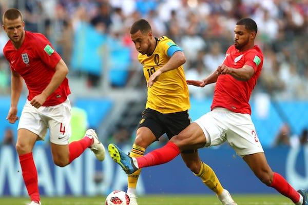 Finala mică: Belgia - Anglia 2-0. ˝Dracii roșii ˝ocupă locul 3, cea mai bună performanță din istoria Belgiei!
