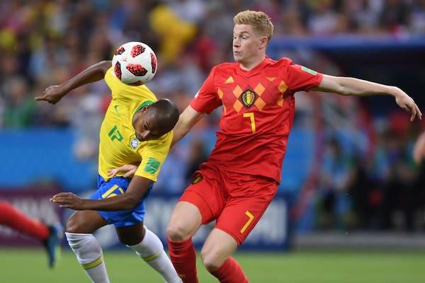 Sferturi de finală: Brazilia - Belgia 1-2. Marea favorită pleacă acasă!