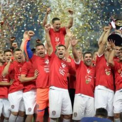 Supercupa României: CFR Cluj - U Craiova 1-0. Clujenii cuceresc a treia oară Supercupa României!