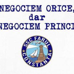 SSC Farul Constanța a promovat în Liga a doua dar se confruntă cu probleme grave!