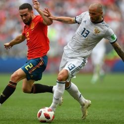 Optimi de finală: Spania - Rusia 4-5 d.p. (1-1 după 120 de minute). Spania pleacă acasă!