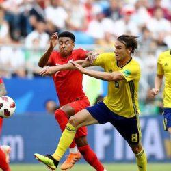 Sferturi de finală: Suedia - Anglia 0-2. Fără emoții pentru Kane și coechipierii săi