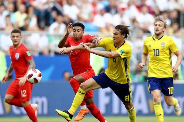 Sferturi de finală: Suedia – Anglia 0-2. Fără emoții pentru Kane și coechipierii săi