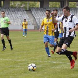 Universitatea Cluj a început cu o victorie seria amicalelor din această vară
