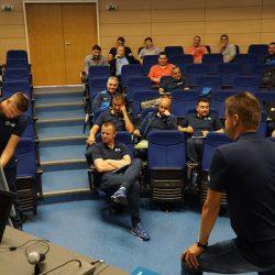 28 de antrenori au trecut examenul pentru licența UEFA A