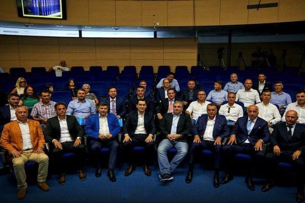 Absolvenții licenței UEFA PRO au primit diplomele