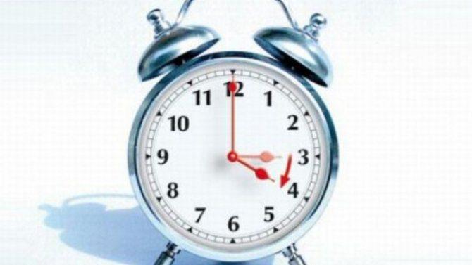 România trece, în această noapte, la ora de vară, ora 3.00 devine ora 4.00