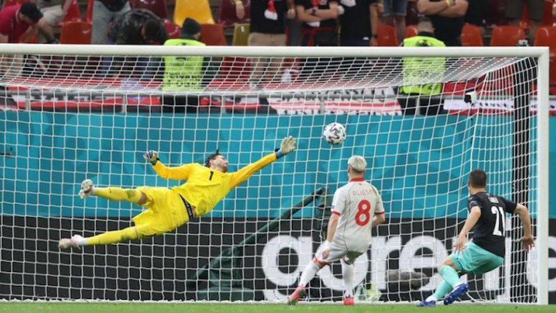 Grupa C: Austria – Macedonia 3-1. Prima victorie din istorie a austriecilor la EURO!